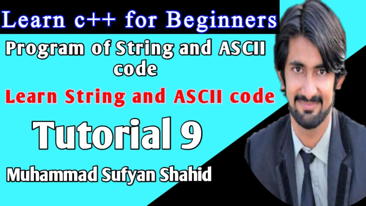 learn C++ Tutorial 9