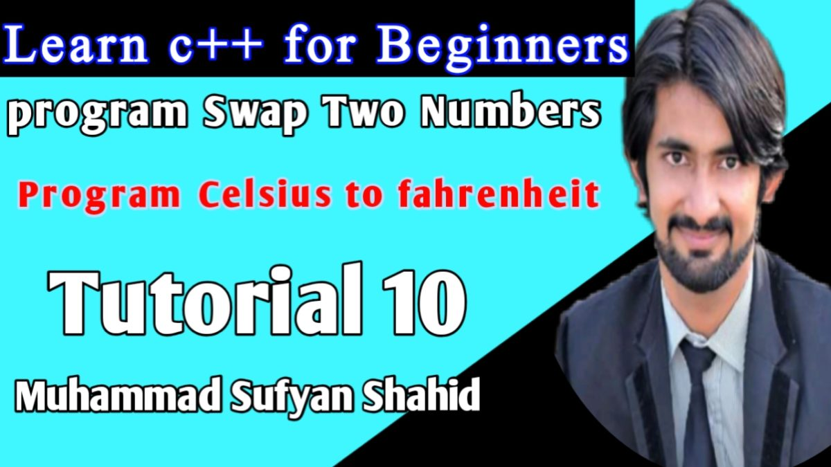 learn c++ Tutorial 10