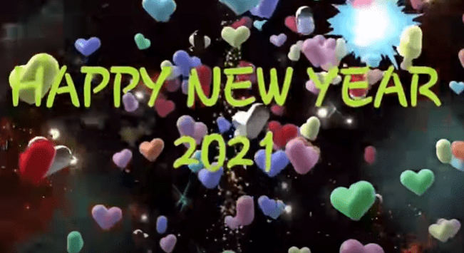 HAPPY NEW YEAR WISHES 2021 | ADVANCE NEW YEAR WISHES 2021 | HAPPY NEW YEAR 2021