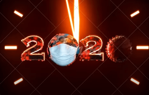 Bye Bye 2020 Happy New year