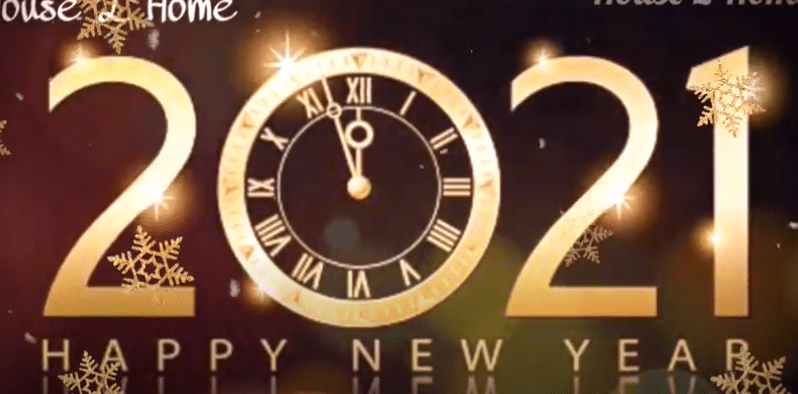 Countdown Happy New year WhatsApp Status Video Download