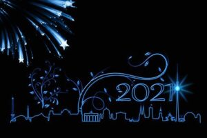 Happy New Year 2021 Facebook & What's app Status Wishes