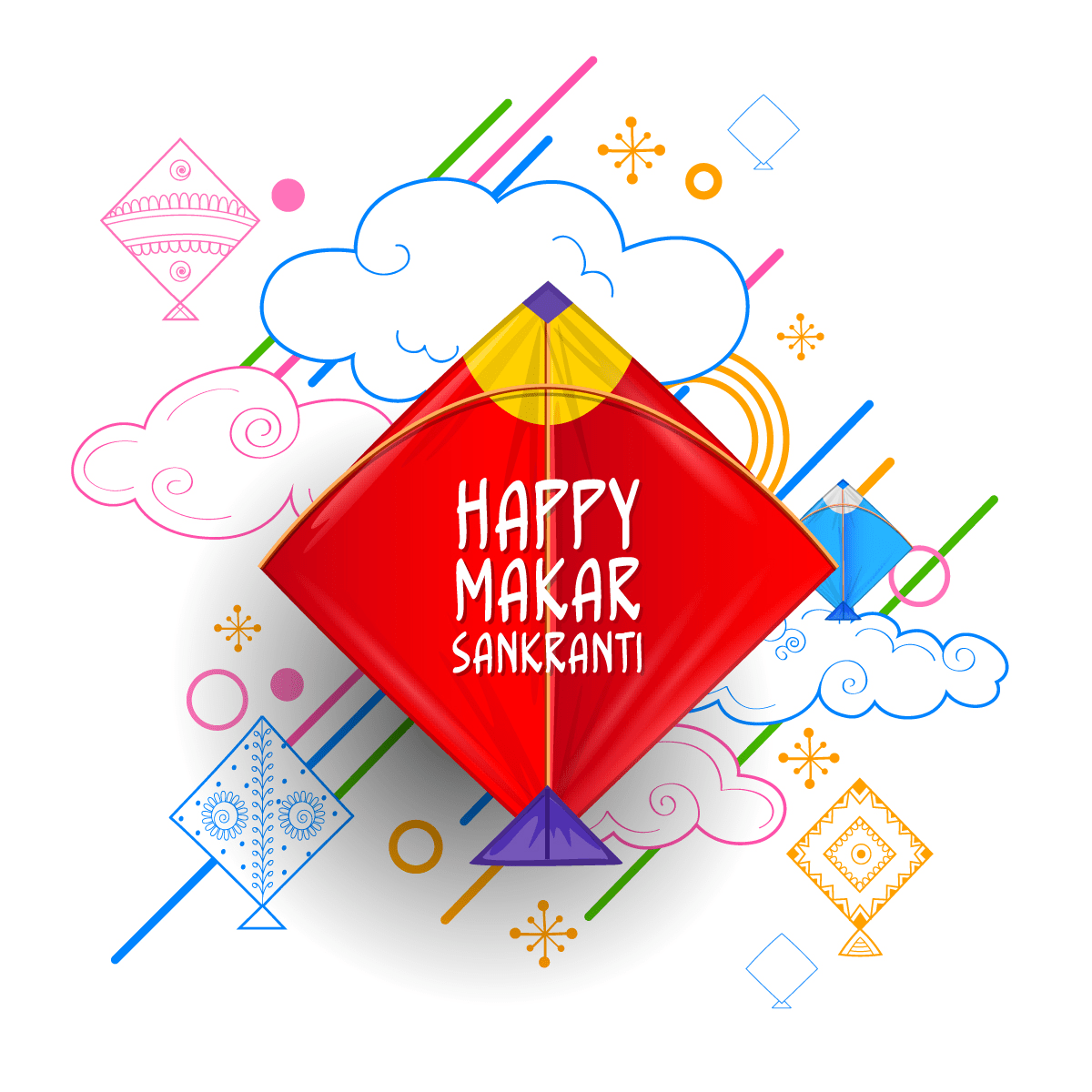 20 Best Makar Sankranti 2021: images HD wallpaper wishes poetry quotes Download