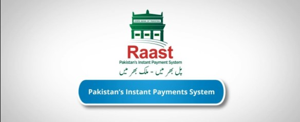 Raast instant digital payment system