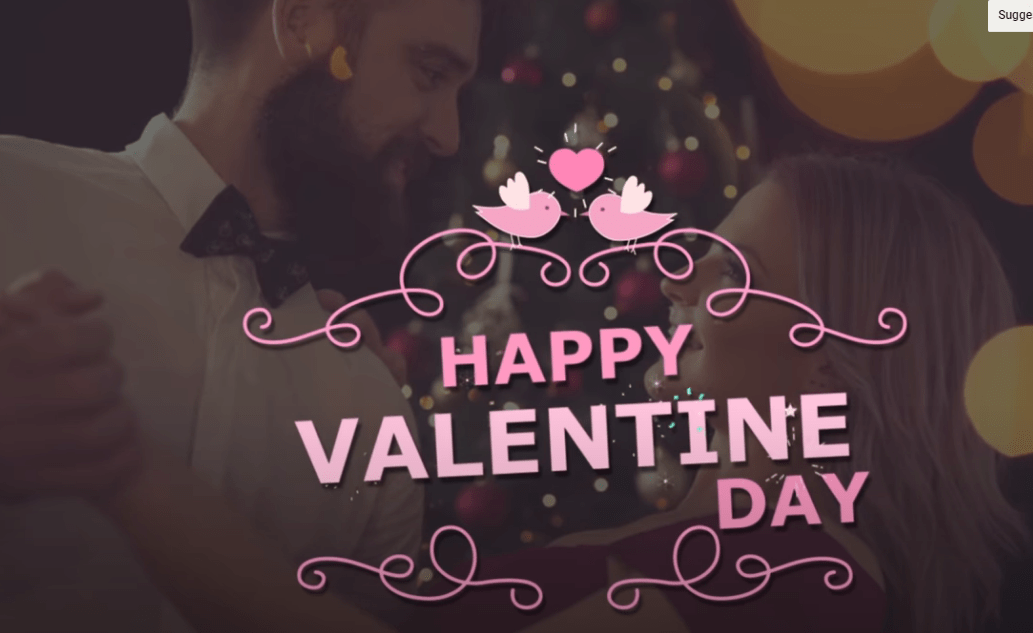 2021 Happy Valentine's Day special WhatsApp status video Download