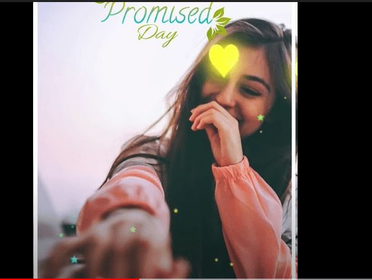 Happy Promised day Shayari Status Video 2021 Download