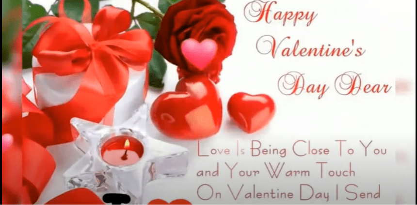 Happy Valentine's Day 2021 English Whatsapp Status Video Download