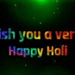 Holi Coming Soon Whatsapp status Download Free