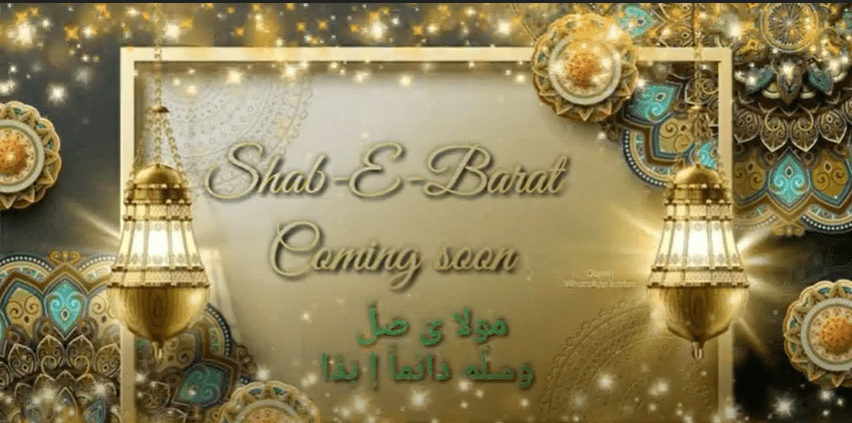 New Shab-E-Barat 2021 status Download