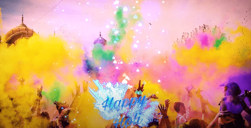 Happy Holi 2021 WhatsApp Status