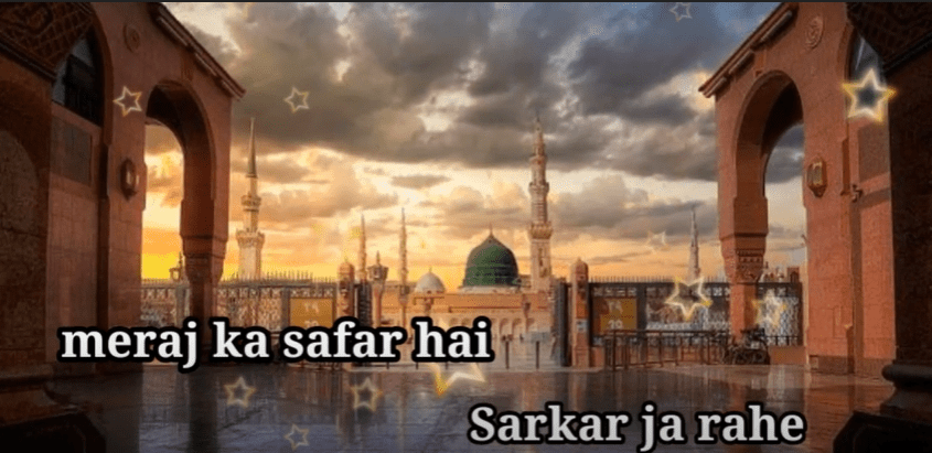 Shab e Meraj Status Download