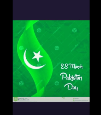 23 March 2021 Pakistan day Status Download Free