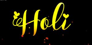 Happy Holi Whatsapp Status 2021
