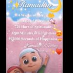 Ramzan Coming Soon Whatsapp Status