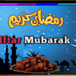 Ramzan 8th Iftar Mubarak Whatsapp Status