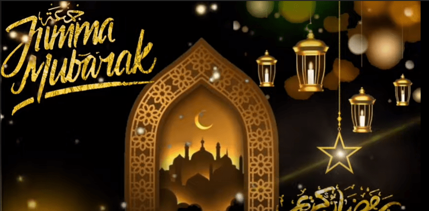 Ramadan First Jummah Whatsapp status