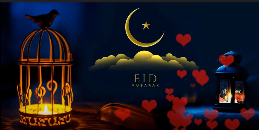 Eid Greeting card Status 2021 Download