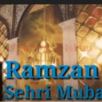12th Sehri Mubarak Video Status Download