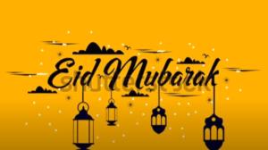 Eid Mubarak wishes Whatsapp Status