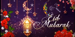 Eid Mubarak WhatsApp Status 2021