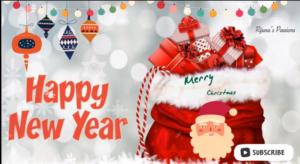 New Beautiful Golden Christmas Status 2021 Download
