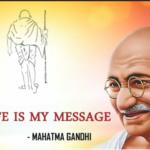 Mahatma Gandhi Jayanti WhatsApp Status Video 2021