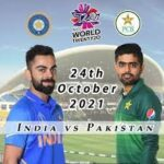 India vs Pakistan Live Match Streaming Free ICC World Cup 2021
